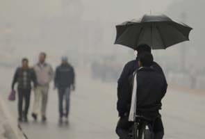 Delhi nine degrees cooler after rain