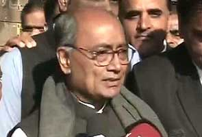Digvijaya Singh granted bail in defamation case filed by Nitin Gadkari