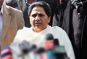 Mayawati warns Govt: Outburst against Hamid Ansari in Rajya Sabha was 'first tough step'