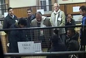 Counting of votes begin in Himachal Pradesh