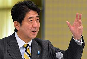 Japan's Shinzo Abe set for second term, to tap allies for cabinet