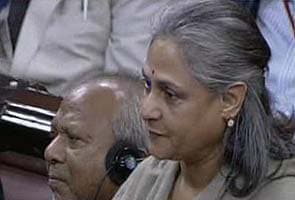 Jaya Bachchan breaks down in Rajya Sabha over Delhi rape