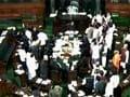 Lok Sabha adjourned following uproar over Babri mosque issue