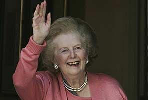 Margaret Thatcher set to spend Christmas in hospital
