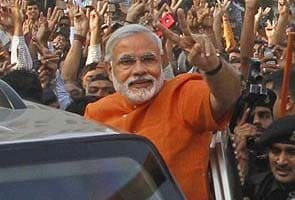 In Gujarat, BJP is confident of a hat-trick for Narendra Modi