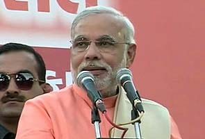 Narendra Modi thanks Gujarat for hat-trick: Highlights of speech