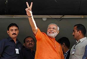 In Gujarat, Narendra Modi is set to return for a third term