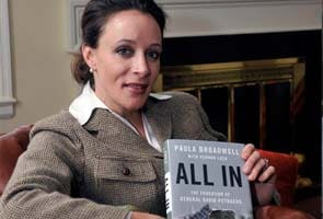 David Petraeus's alleged lover won't face cyberstalking charge