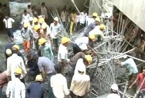 13 labourers killed after slab of under construction building collapses in Pune