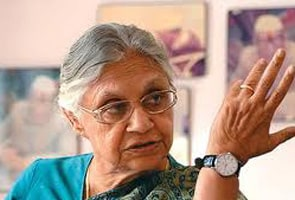 Sheila Dikshit's steps to make Delhi safer for women