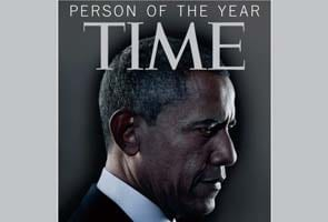 Barack Obama named TIME magazine's Person of the Year
