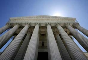 US Supreme Court takes no action on same-sex marriage cases