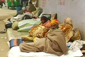 After NDTV report, Govt shifts homeless AIIMS patients to temporary shelter