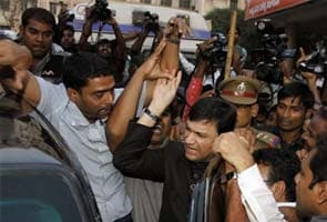 Akbaruddin Owaisi produced in Medak court