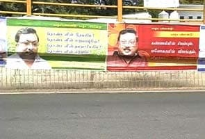 Posters for Alagiri's birthday draw strong reprimand from DMK