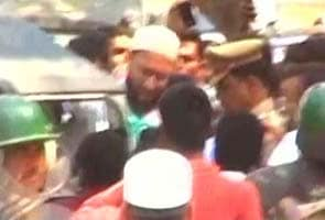 Hyderabad MP Asaduddin Owaisi gets bail after three days in jail