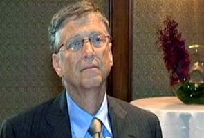 Indians becoming more interested in philanthropy: Bill Gates to NDTV