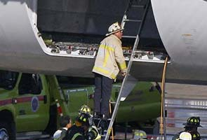 US probe of Boeing fire finds battery did not overheat