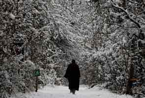 Heavy snowfall expected in Himachal next week