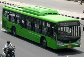 Sexual harassment on Delhi buses