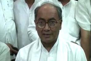 Digvijaya Singh in favour of 'early hanging' of Afzal Guru
