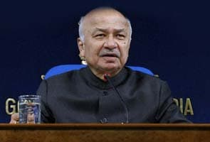 Won't tolerate repeated insults, warns BJP after Home Minister Sushil Kumar Shinde's terror remarks