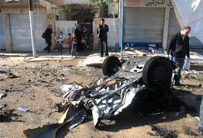 Spate of Iraq car bombs kill 17