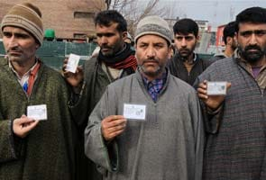 22 panchayat members in J&K resign after militant attacks; Omar Abdullah reviews security