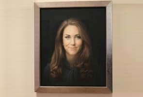 Critics divided over Kate Middleton's portrait
