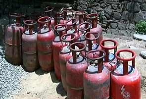 You can switch your cooking gas dealer, but not company