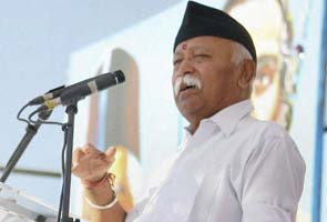 'Women meant to do household chores': another shocker from RSS chief