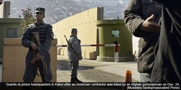 Afghan's journey from friend to killer of Americans