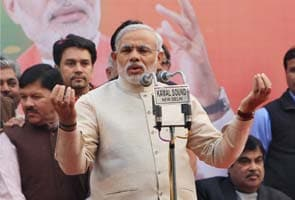 Narendra Modi likely to head BJP's 2014 poll campaign, say sources