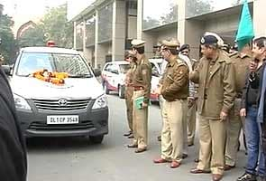 First of 350 new Police Control Room vans hit Delhi's streets