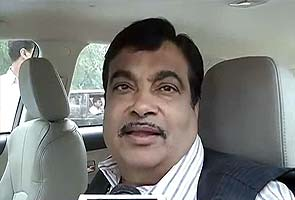Nitin Gadkari questioned by Income Tax officials