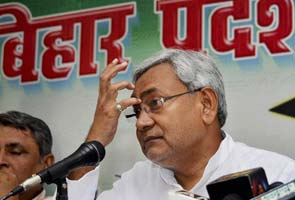 Nitish Kumar only has Rs 14,475 in cash