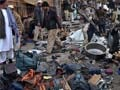 115 killed, over 200 injured in four blasts in Pakistan