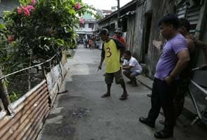 Shooting rampage in Philippines leaves nine dead