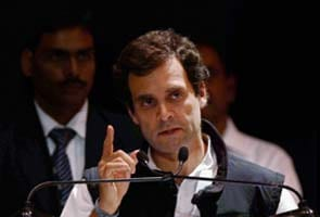 Young and impatient India is demanding change, says Rahul Gandhi