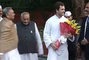 Want to focus on positive politics: Rahul Gandhi