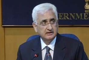 Disappointed at US refusal to extradite David Headley: Salman Khurshid