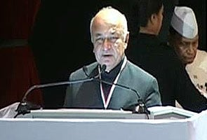 Shinde's remarks have made him 'darling of terrorists', says RSS