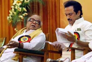 DMK chief Karunanidhi shares succession plan, says after me, it's Stalin