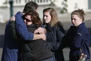 US school massacre survivors ready for class