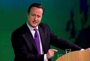 David Cameron warns Europe over 'shoehorning' political union