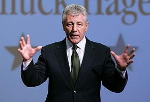 Barack Obama taps Chuck Hagel for Pentagon, John Brennan for CIA