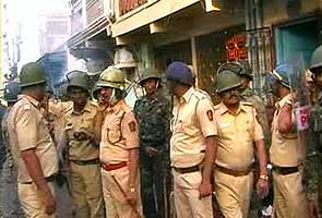 Clashes in Maharashtra town: 4 people killed, over 500 injured