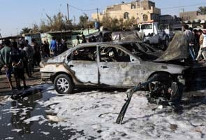 Spate of Iraq attacks kill 26