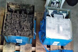 Japan Dreamliner battery picture shows heavy blackening