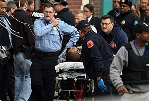 Two dead, one wounded in shooting at US college